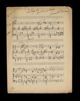 Ein wiegenlied, Op.37, no.1